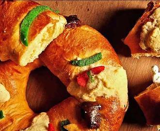 Receta casera de las roscas de Tejocotes Mexicanas