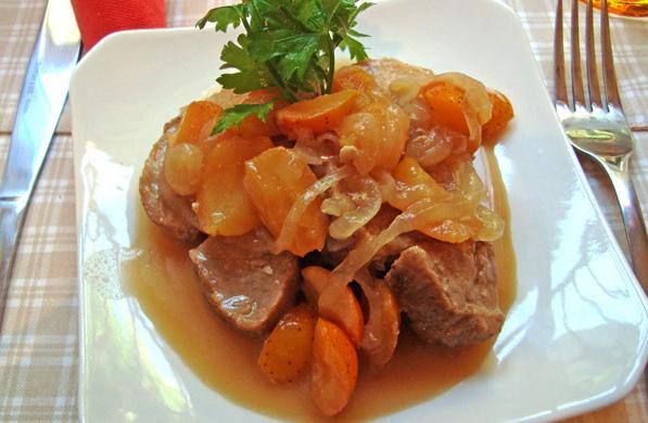 Receta de Salsa de tejocotes para carnes